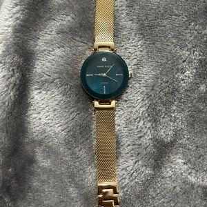 Anne Klein Watch rose gold
